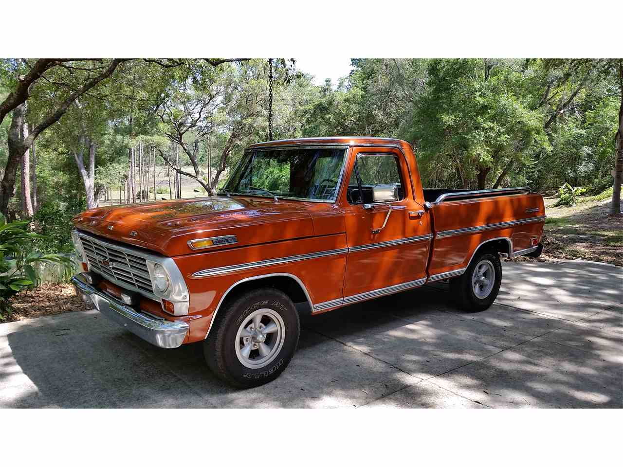 1968 Ford Truck Vin Decoder 1 - Ford F - 1968 Ford Truck Vin Decoder 1