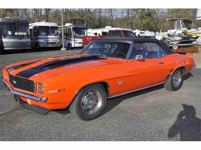 1969 Chevrolet Camaro SS | 970095