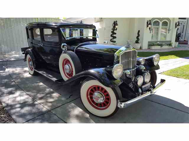 1932 Pierce-Arrow 54 | 979505