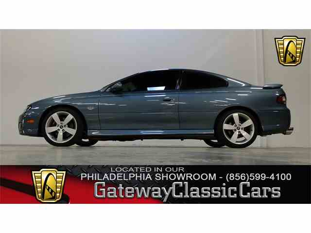 2006 Pontiac GTO   970951