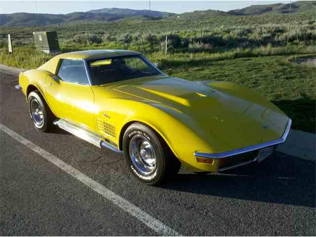 1972 Chevrolet Corvette | 979511