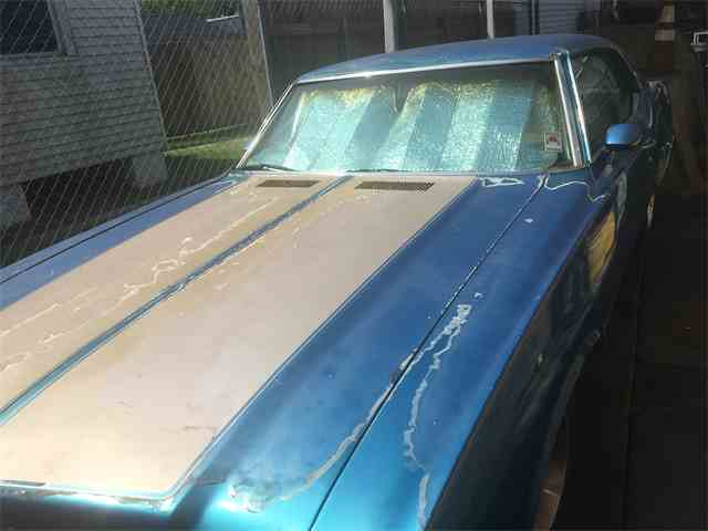 1970 Oldsmobile Cutlass Supreme | 979512