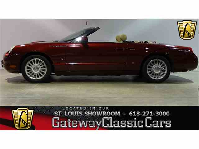 2004 Ford Thunderbird | 979520