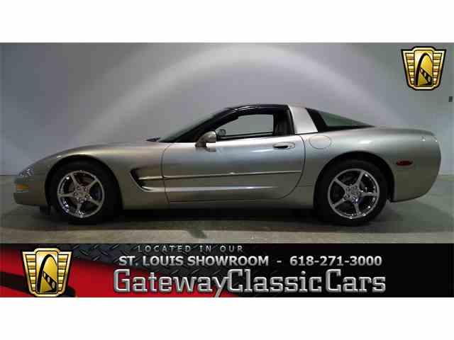 2000 Chevrolet Corvette | 979525