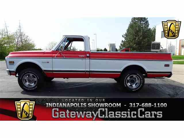 1972 Chevrolet Cheyenne | 979529