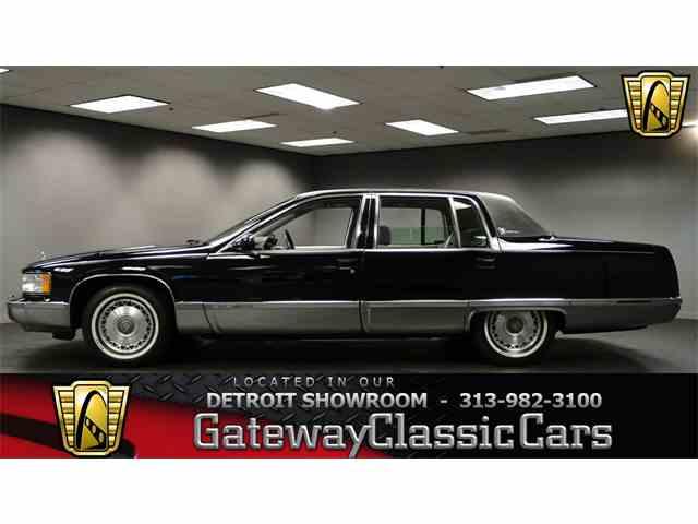 1996 Cadillac Fleetwood | 979531