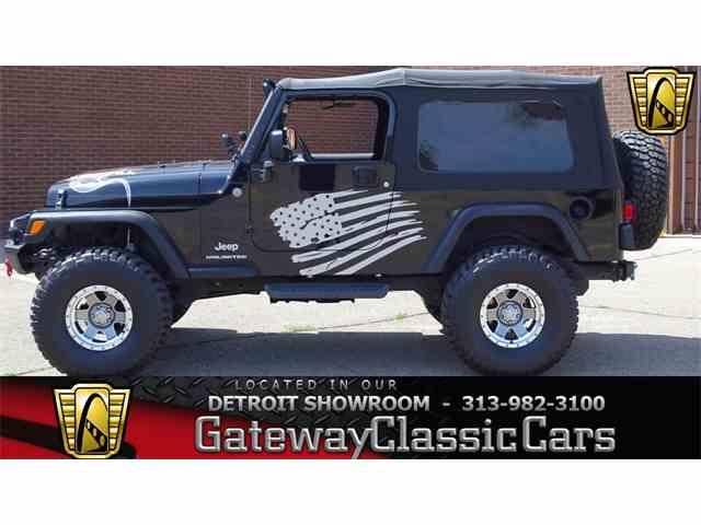2004 Jeep Wrangler | 979534