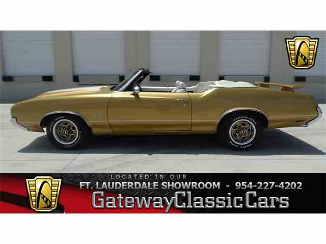 1970 Oldsmobile Cutlass | 979536