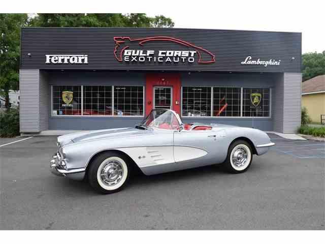 1960 Chevrolet Corvette | 979539
