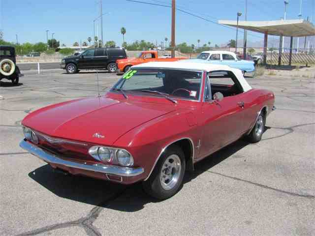 1965 Chevrolet Corvair | 979550