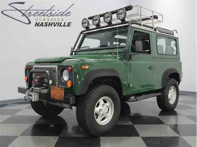 1997 Land Rover Defender | 979557