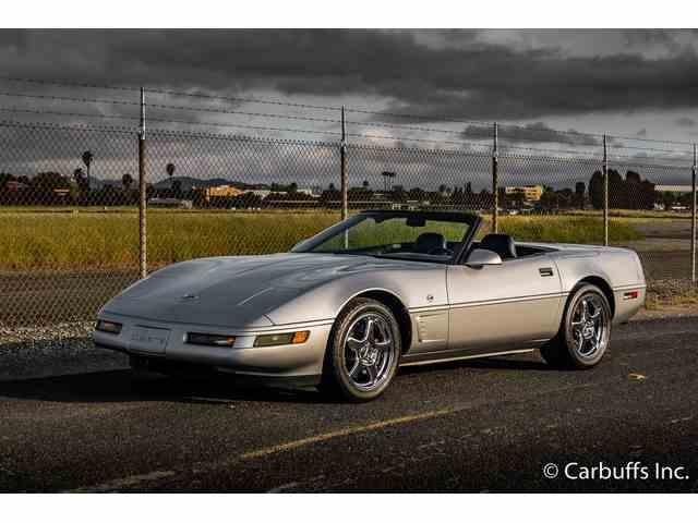 1996 Chevrolet Corvette   979563