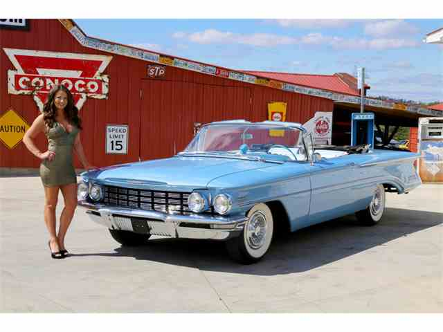 1960 Oldsmobile Super 88 | 979564