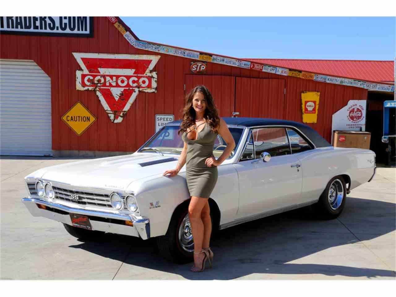Mountain View Chevrolet >> 1967 Chevrolet Chevelle SS for Sale | ClassicCars.com | CC-979565
