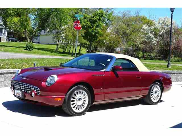 2004 Ford Thunderbird | 979567
