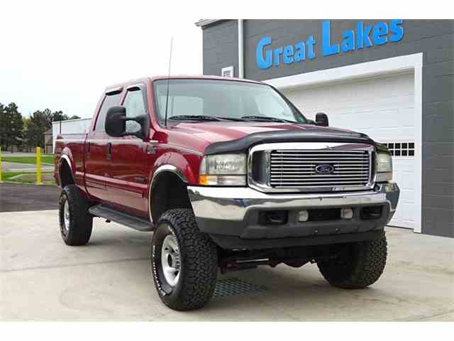 2002 Ford F350 | 979568