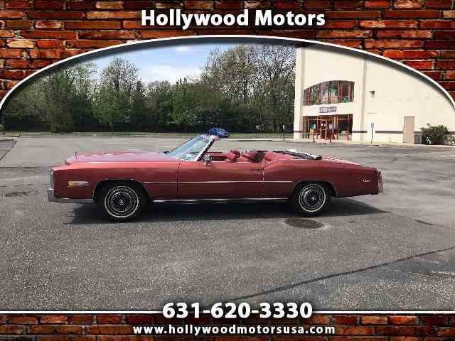 1976 Cadillac Eldorado | 979572