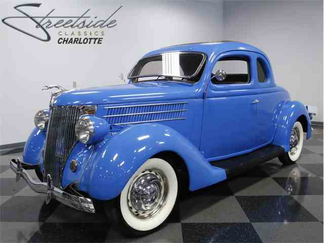 1936 Ford 5-Window Coupe | 979577