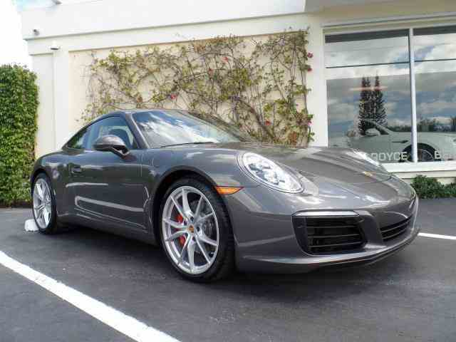 2017 Porsche 911 Carrera S Coupe | 979578