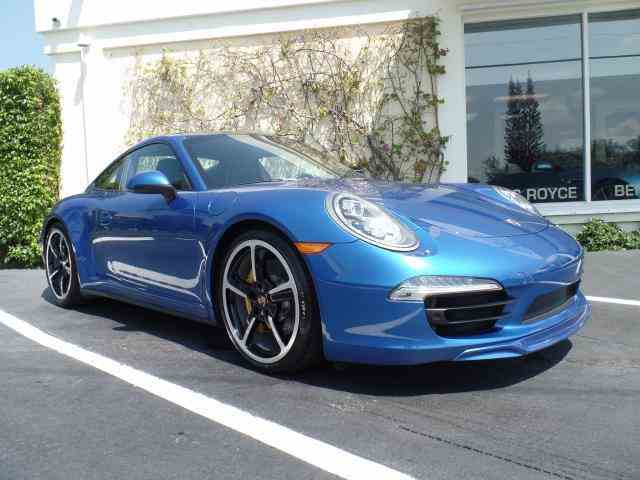 2015 Porsche 911 Carrera 4S Coupe | 979579
