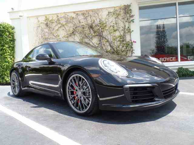 2017 Porsche 911 Carrera S Coupe | 979580