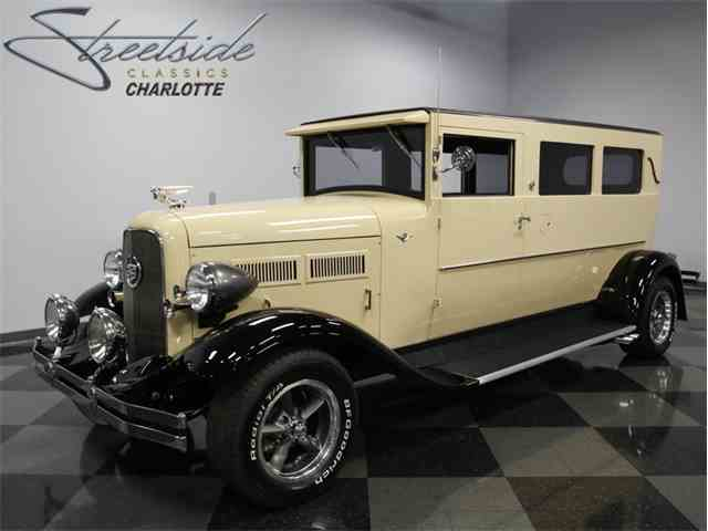 1929 Cadillac Fleetwood Imperial Sedan | 979582