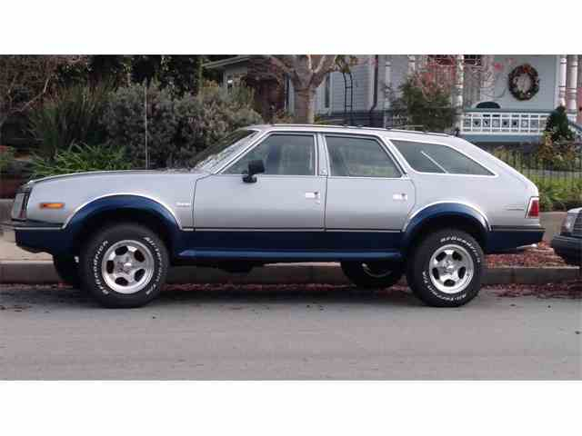 1984 AMC EAGLE 4X4 WAGON | 979583