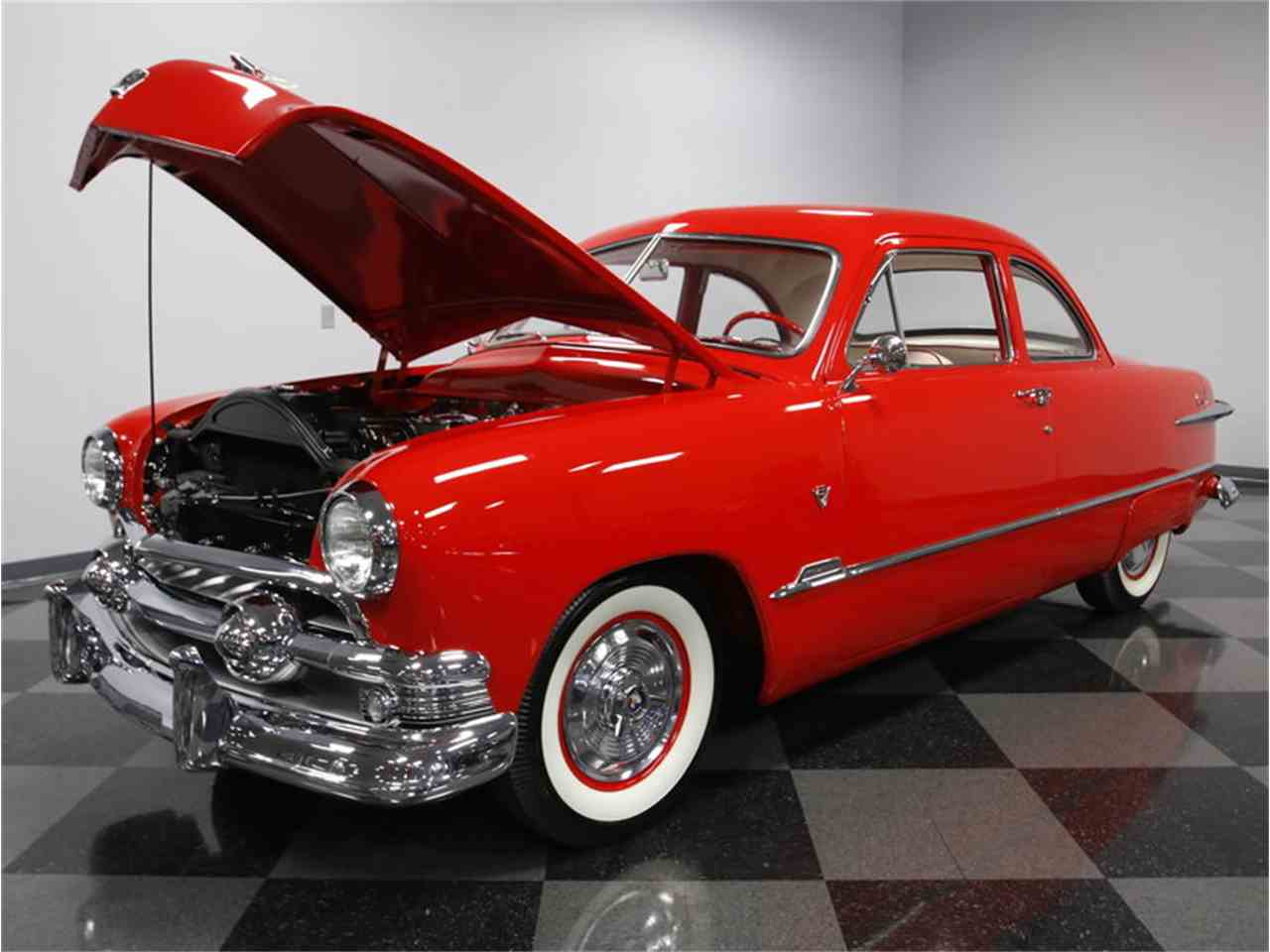 1951 Ford Custom Deluxe for Sale   ClassicCars.com   CC-979586