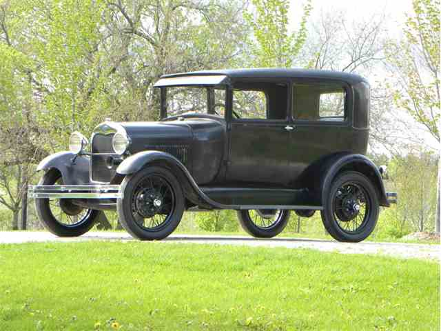 1929 Ford Model A | 979587