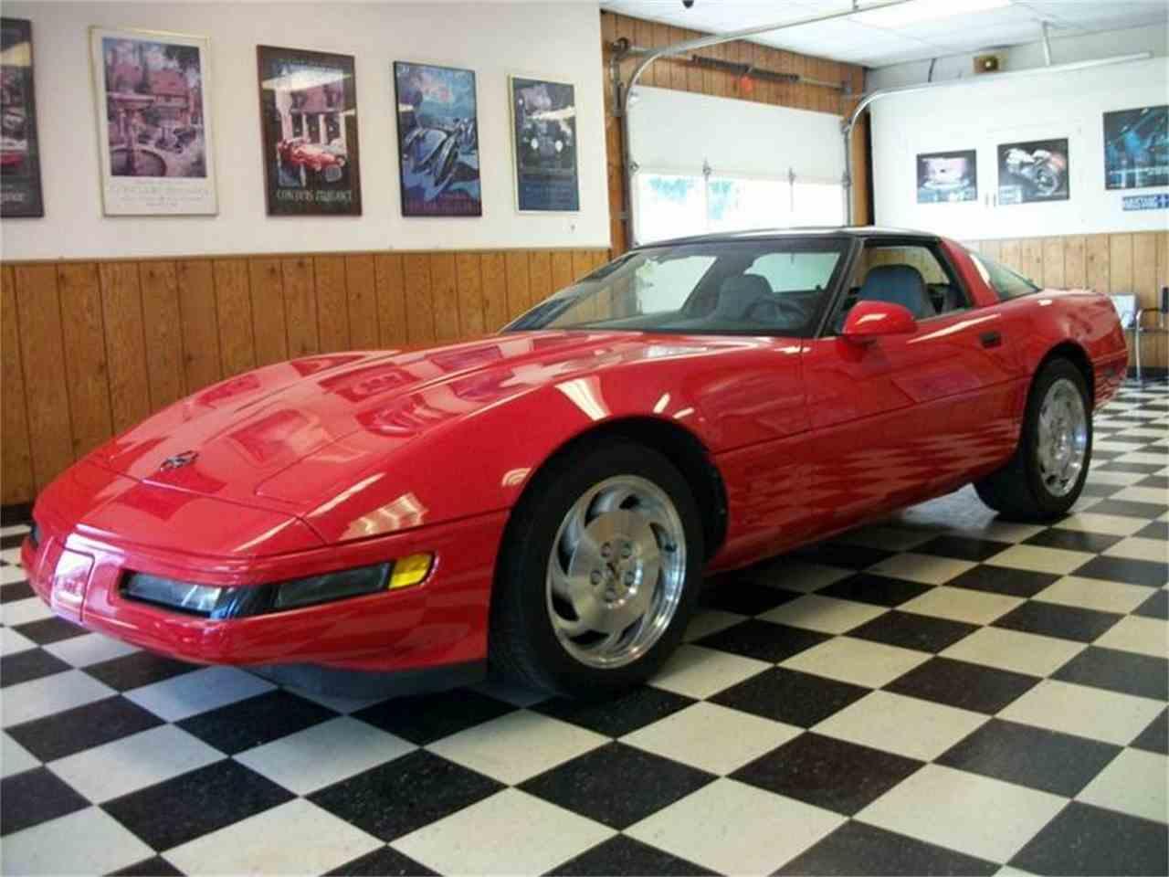 Corvette 1994 chevy corvette : 1994 Chevrolet Corvette for Sale | ClassicCars.com | CC-979592