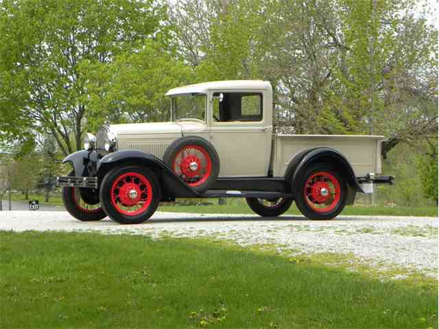 1931 Ford Model A | 979593