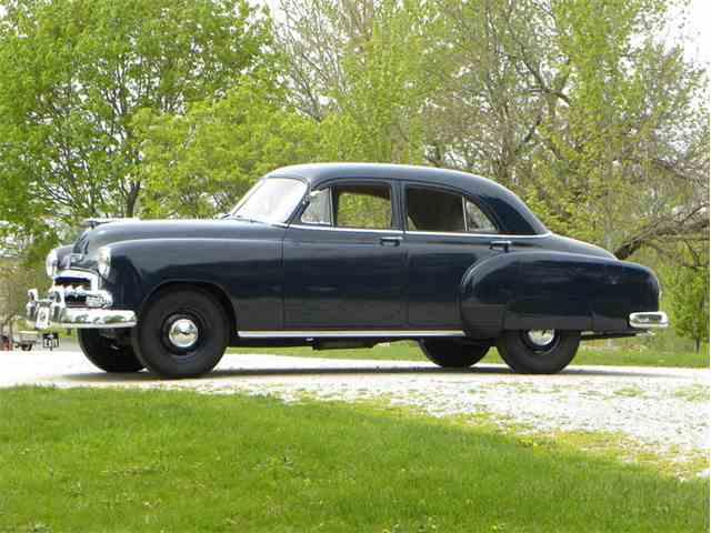 1952 Chevrolet Styleline Sedan | 979594