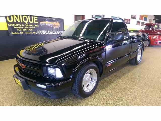 1995 Chevrolet S10 | 979595