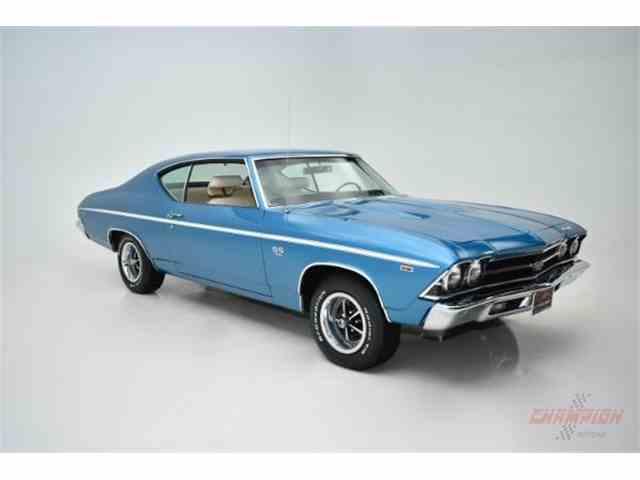 1969 Chevrolet Chevelle | 979608