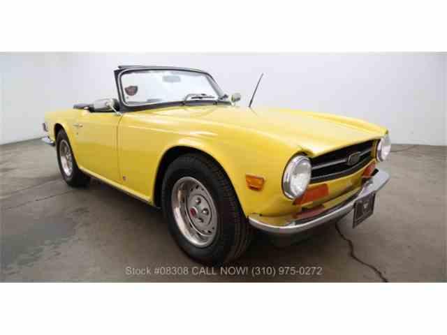 1974 Triumph TR6 | 979611