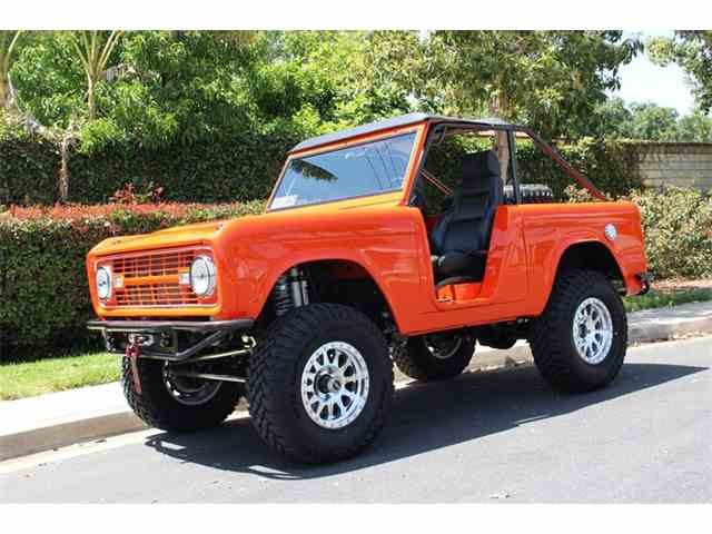 1976 Ford Bronco | 979615