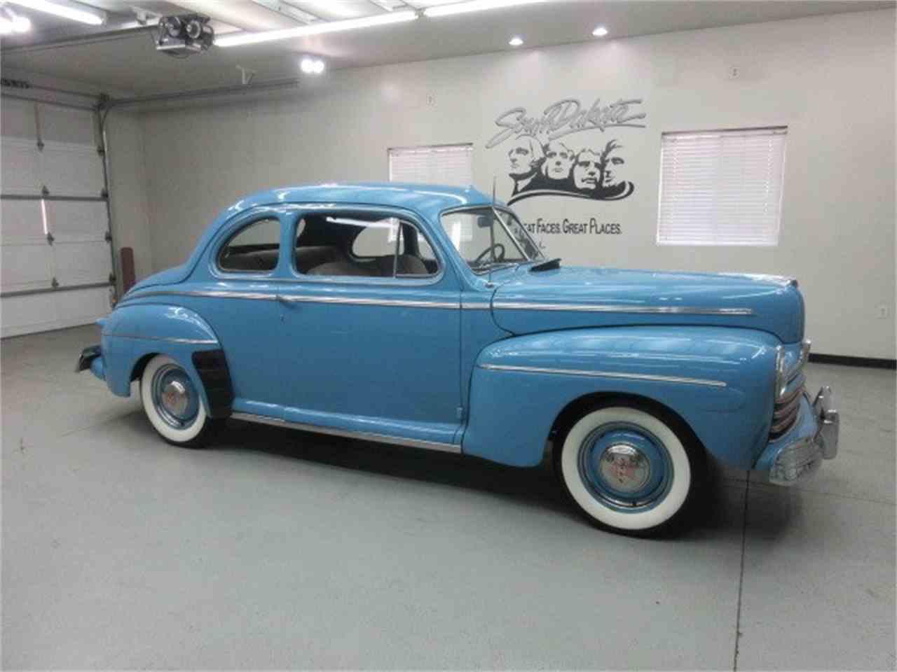 1946 ford coupe for sale cc 979622. Black Bedroom Furniture Sets. Home Design Ideas