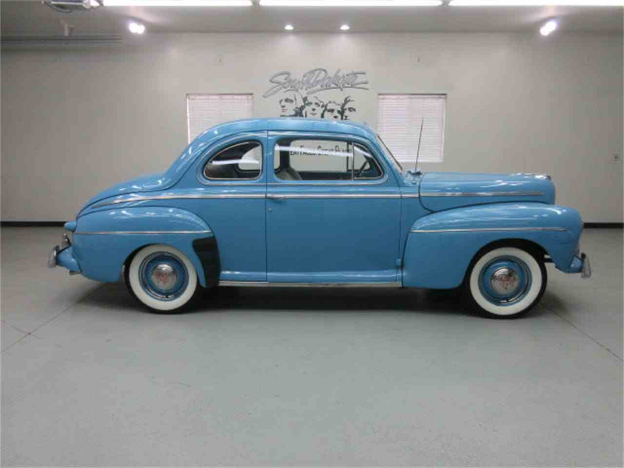 Sioux Falls Ford >> 1946 Ford Coupe for Sale   ClassicCars.com   CC-979622