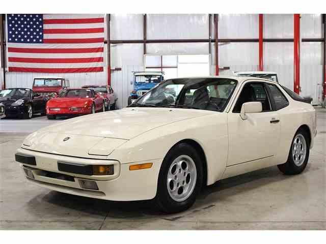 1986 Porsche 944 | 979627