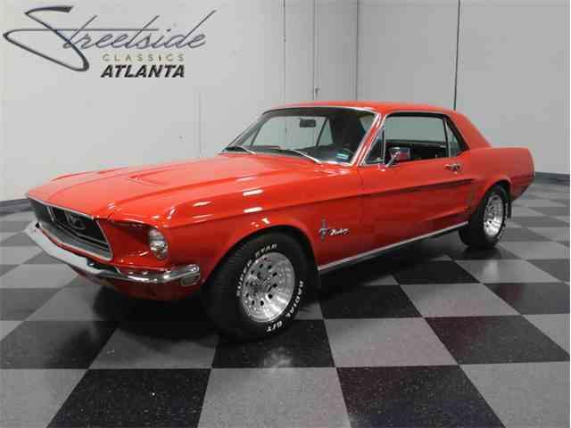 1968 Ford Mustang | 979633