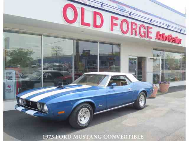 1973 Ford Mustang | 979636