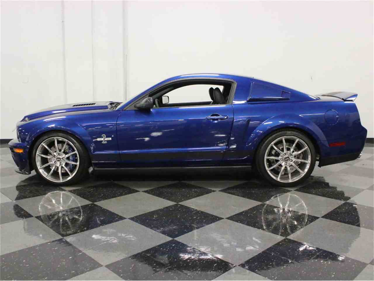 2008 Ford Mustang Shelby GT500 Super Snake for Sale  ClassicCars