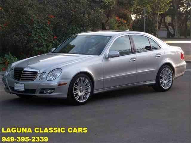 2008 Mercedes-Benz E350 | 979645