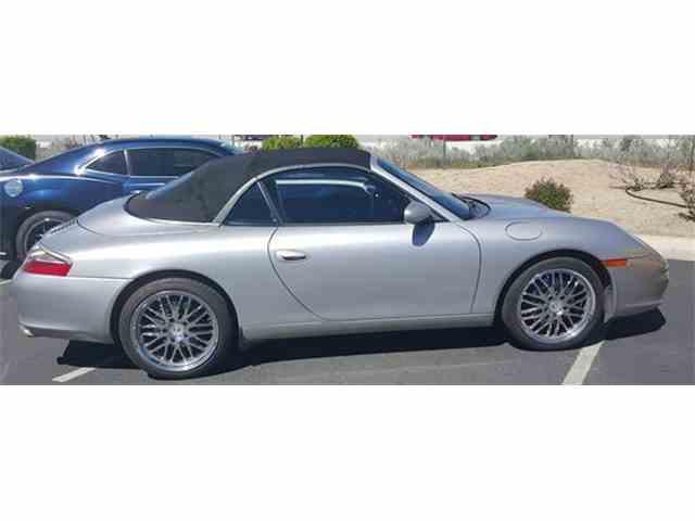 2002 Porsche 911 | 979646