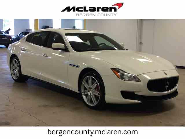 2016 Maserati Quattroporte | 979651