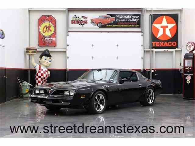 1977 Pontiac Firebird Trans Am | 979655