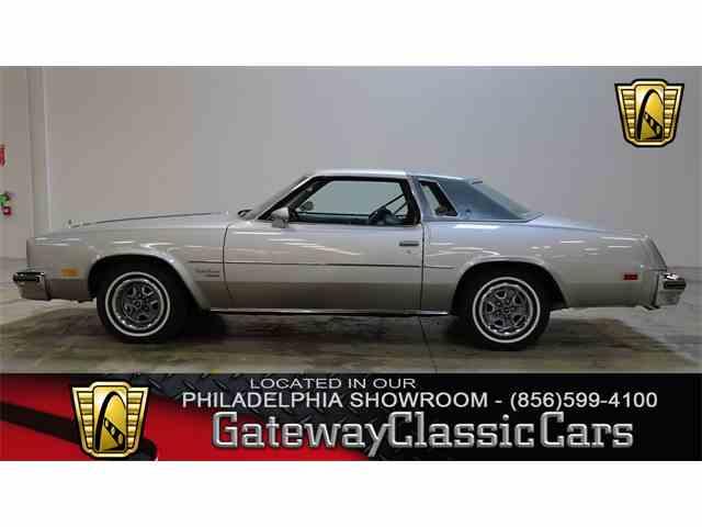1977 Oldsmobile Cutlass   970967