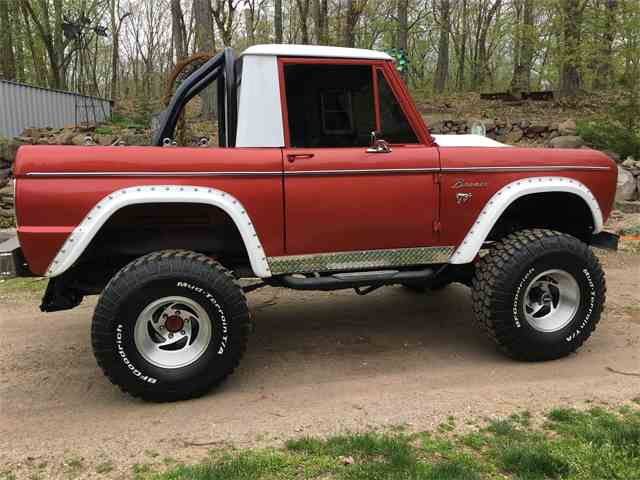 Picture Of 67 Ford Bronco Located In Middletown Connecticut