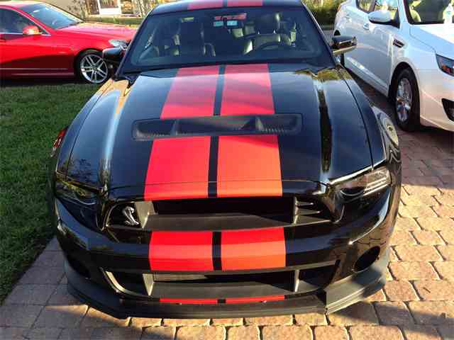 2013 Shelby GT500 | 979679