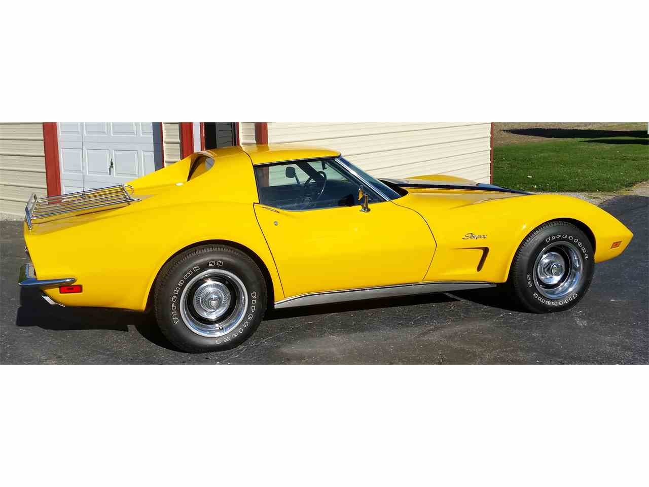 Picture of 1973 chevrolet corvette coupe exterior - Photo 6